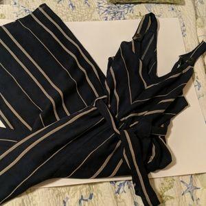 Universal thread size medium women's jumpsuit
